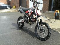 125cc offroad pitbike