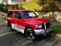 MITSUBISHI SHOGUN 3.0 V6 AUTO DIAMOND OPTION