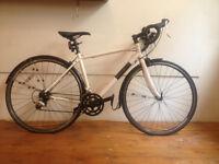 Second hand racing bike