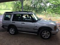 Land Rover DISCOVERY 2 2.5 TD5 GS Station Wagon 5dr (7 Seats)-(IN PROCESS OF SALE)