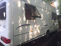 5 berth caravan year 2005