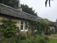 West Gardens Cottage, Hopetoun Estate - Delighful 3 Bedroom Property