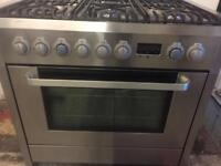 Aeg Electrolux Cooker 90 cm wide