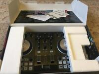 TRAKTOR Kontrol S2 (great condition with box and all leads etc.)