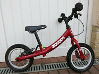 Red Zooom Balance bike