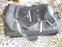 Ralph Lauren designer travel bag