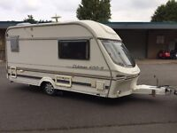 Luna Clubman 400/2 Two Birth, Mint Condition Throughout, Full Awning