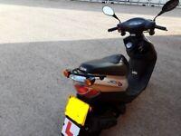 SYM DD50, 2009, 49cc, Silver [Mopeds x2]