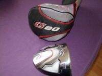 Ping driver G20 Gents right hand (as new condition)