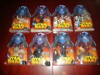 Star Wars: Episode III Revenge of the Sith figures
