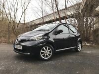 Toyota Aygo 2007 Long Mot Low Miles Full Service History Starts And Drives Great Cheap First Car !!!