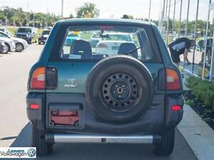 1997 Toyota RAV4 4-Door 4WD London Ontario image 5