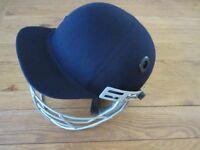 Slazenger Pro Cricket Helmet - Youth 54-57cm