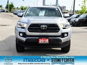 2018 Toyota Tacoma SR5 4x4 V6 Heated Seats Rear Cam