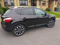 Nissan Qashqai n-tec+, Full service history and in great condition.