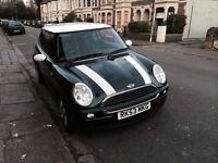 Mini Cooper Rare Green BARGAIN Low Mileage only 63k