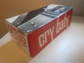 Dunlop CryBaby Wah GCB95 Pedal
