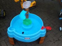 Kids water Table.