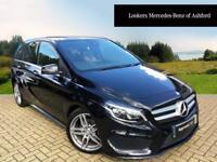 Mercedes-Benz B Class B 200 D AMG LINE PREMIUM PLUS (black) 2016-05-27