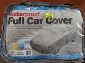 Car cover - full waterproof cover for small car