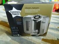Tommee Tippee perfect prep - brand new in box