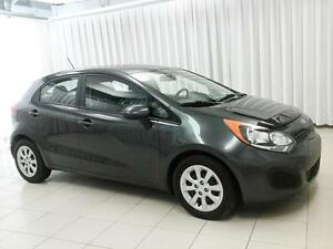 2014 Kia Rio GDI 5DR  HATCH w/ Bluetooth, Heated Seats, Cruise