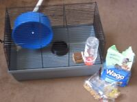 HAMSTER CAGE & ACCESSORIES , MOUSE, MICE, RAT, GERBIL, ETC