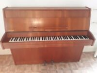 Upright piano for Sale. Excellent condition. Bembridge