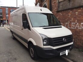 "Volkswagen Crafter 2.0 TDI CR35 ""NO VAT"" XLWB HIGH ROOF long MOT"