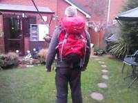Go outdoors rucksack