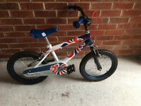 Child's bike age 3-5 approx