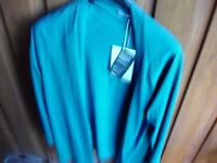 Aqua FairTrade Cardigan size 18 Brand New with Tags!