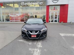 2016 Nissan Maxima SV 1 OWNER LOCAL TRADE