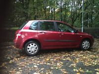 Fiat stilo 1.6 petrol ,,2003/53 plate cheap bargain