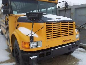 1991 International Diesel School Bus for sale