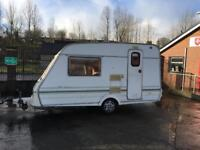 Swift 2 Berth Caravan