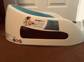 Angel care soft bath support