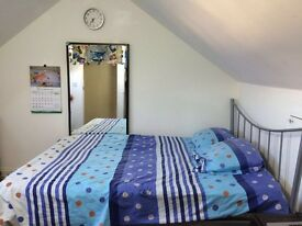 Double loft room to rent