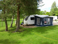for sale. used dorema omega XL porch awning