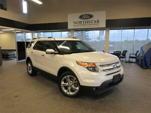 2014 Ford Explorer Limited ** Leather, Navigation, Backup Camera