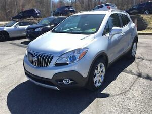 2016 Buick Encore LEATHER NAVIGATION SUNROOF AWD!!!