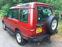 "Land Rover Discovery 300 TDi ""AVIEMORE"" Limited Edition 12 Months MOT Landrover Disco 4x4"