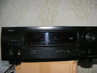 Denon avr 1311 and speakers
