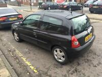 Renault Clio campus 1.1 petrol 56 plate long mot very good condition £590