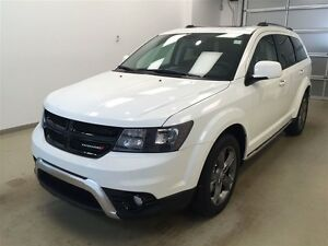 2015 Dodge Journey Crossroad 7 pass FWD heated seats!