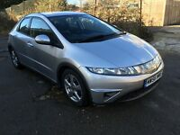 Honda Civic 1.8 i-VTEC SE Hatchback i-Shift Auto 5dr