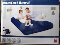 Double Air Matress by Comfort Quest