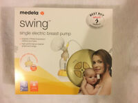 Medela Swing 2-Phase Electric Breast Pump with Calma