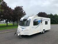 Bailey Pegasus gt 65 immaculate caravan