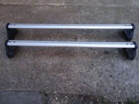 Genuine Vauxhall Corsa D Roof Bars